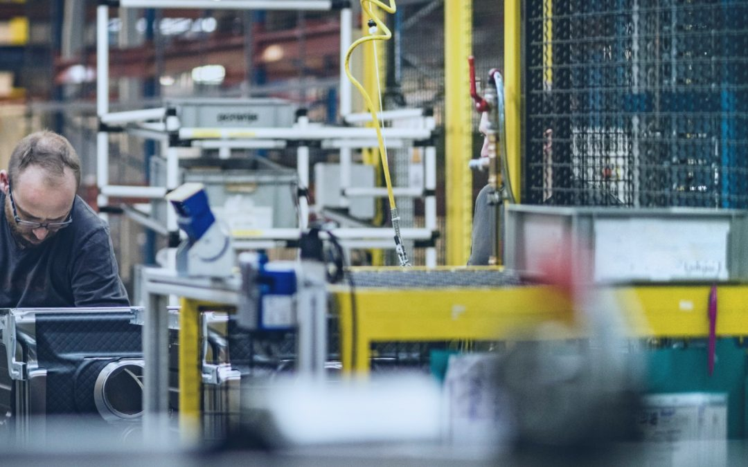Spare Parts Management Helps Industrial Valve Manufacturer Unlock Capital and Reduce Costs