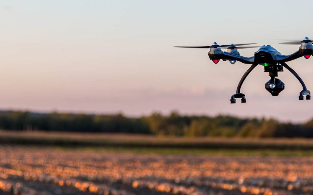 4 Interesting Business Applications of Drone Technology