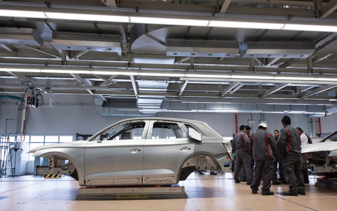 Demand Forecasting and Advanced Analytics Solutions Helped a German Automotive Company Increase Profit Margins by 12%