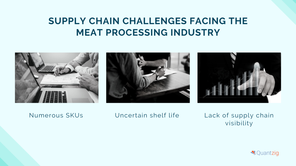 US meat supply chain
